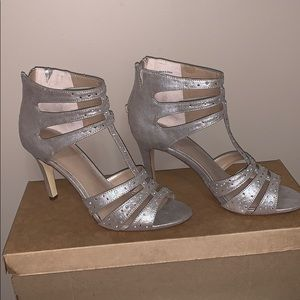 Style & Co. ULANI Open Toe T-Strap Sandals, SZ 7